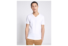 playera neuniv optical white