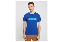 Playera NEMALIBU blue train