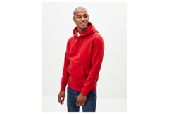 SUDADERA melourd RUST RED