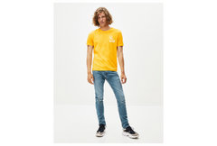playera pebridge yellow