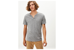 Playera Nebet gris chine