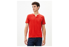 Playera Nebet heather red