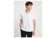 Playera Nebet optical white
