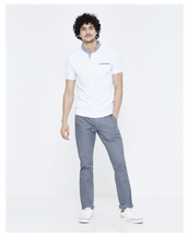 Polo Depetit optical white