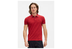 Polo LECOLRAYEB RED