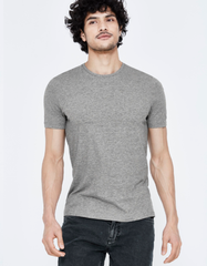 Playera tebasic gris chine