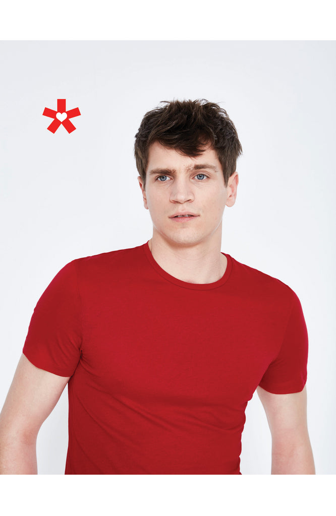Playera tebasic rouge