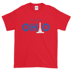 Men's Huron, Ohio - Short Sleeve T-Shirt (Red)
