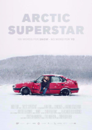 Arctic Superstar movie poster