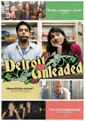 Detroit Unleaded movie poster
