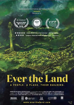 Ever the Land movie poster