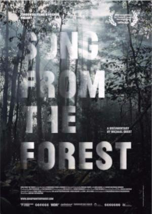 Song From the Forest movie poster