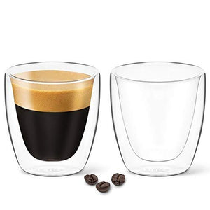 3 oz Espresso Coffee Cup - Pack of 2 - No Handle