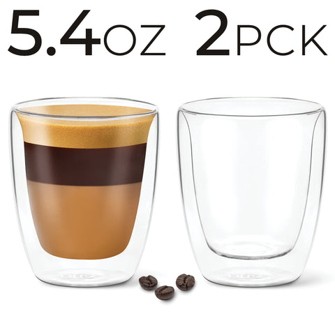 Image of 5.4 oz Lungo Cup - Pack of 2 - No Handle