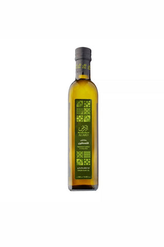 Extra virgin olive oil from the Holy Land of Jerusalem .500ml