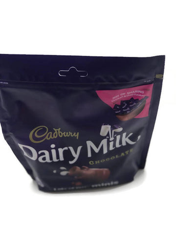 Cadbury Dairy Milk Mini Chocolate 204 G