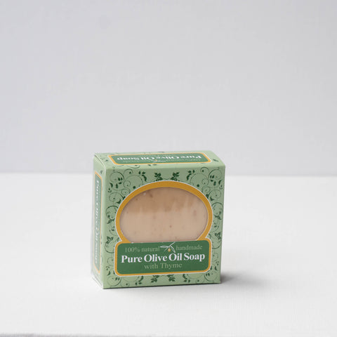 Natural Olive Oil Soap by Aseela, Palestine Holy Land