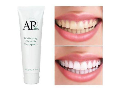 New Nu Skin Ap24 NuSkin Effective Whitening Fluoride Toothpaste ORIGINAL110g 4oz