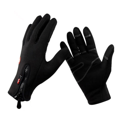 gloves mittens Outdoor Sports Windstopper Windproof Bicycle Cycling Hiking Motorcycle Riding Skiing Gloves for men women