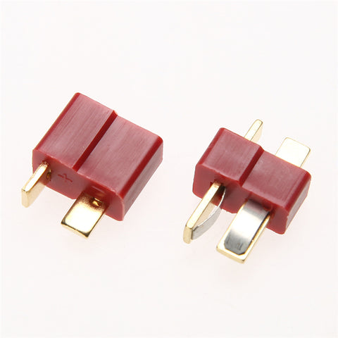 20pcs/set RC Lipo Battery Helicopter 10 Pair T Plug Connectors Male Female For Deans