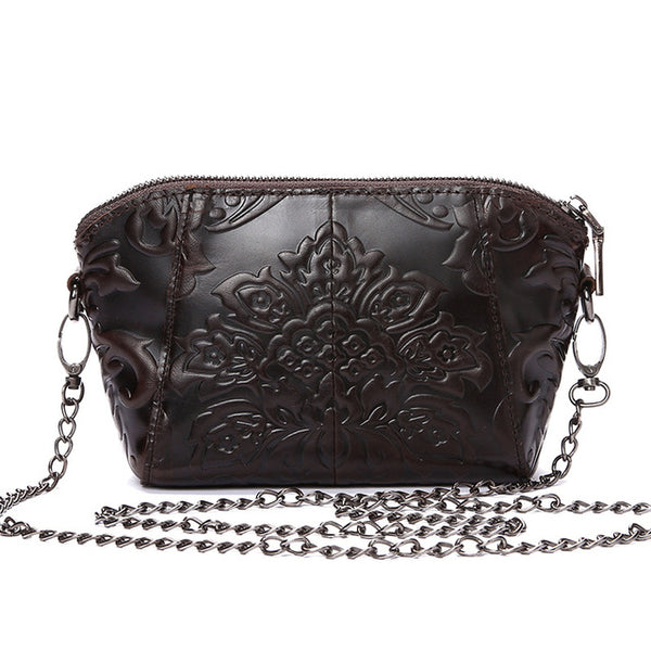 Genuine Leather Small Women Bags