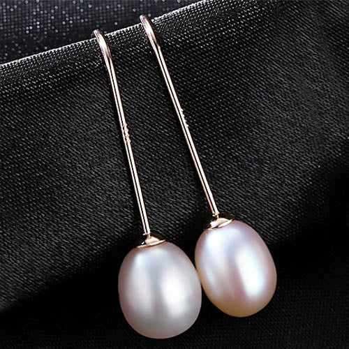 Simple Ear Hook 925 Sterling Silver Earrings