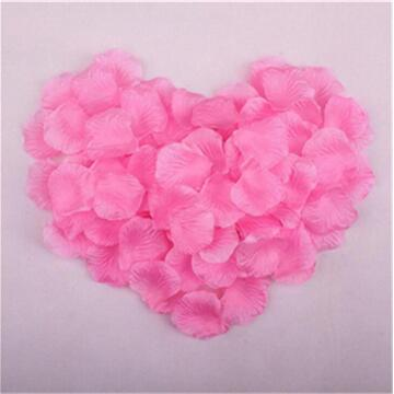 2000pcs Rose Petals Decor