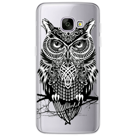 TPU Silicon Cover Cat Fundas