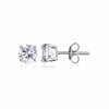 Pure 925 Sterling Silver Stud Earrings For Women