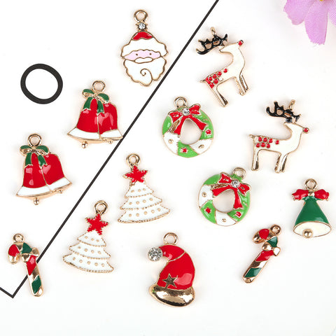 Beads Hanging Charm Pendant Christmas decorations