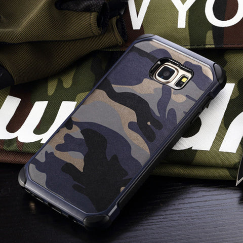 Military Camouflage Case Hard Cover