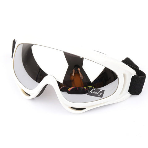 Anti-fog Snow Ski Glasses