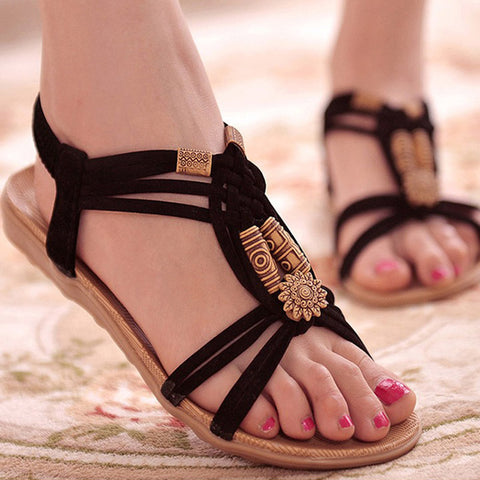Women Shoes Sandals Comfort Sandals Summer Flip Flops 2018 Fashion High Quality Flat Sandals Gladiator Sandalias Mujer