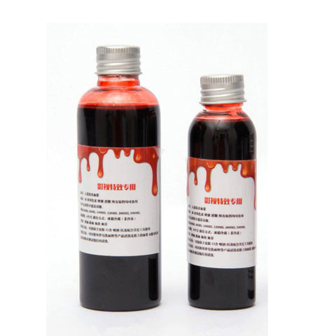 Halloween Cos Ultra-realistic Fake Blood/simulation of Human Vampire Human Hematopoietic