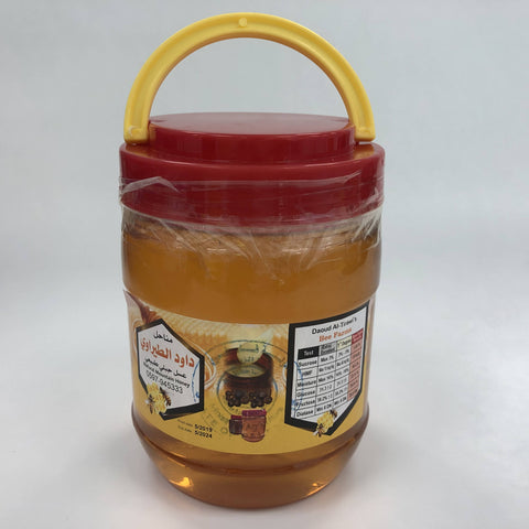Honey Palestine Natural 100% Holy Land Bee Farm Daoud Al-Tirawi's, 1100g
