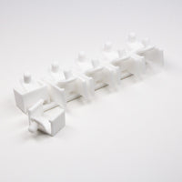 Window Grille Clip for Andersen - Part #200-838 (white)