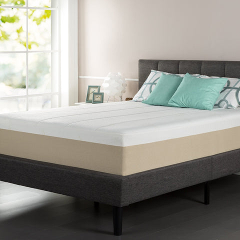 Sleep Master Memory Foam 14 Inch Grand Mattress, Queen