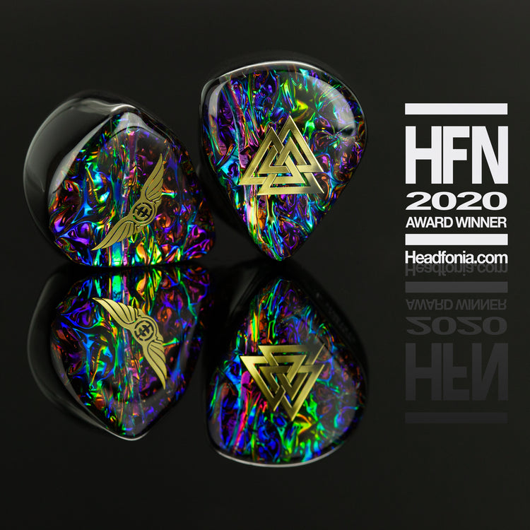 AND WE HAVE A WINNER!!! Best Universal IEM of 2020 - ODIN!