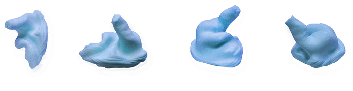 Ear Impression Molds For In-Ears - Empire Ears