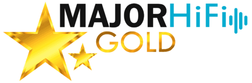 MajorHifi Gold Award