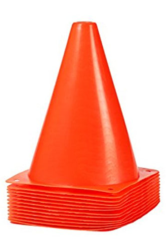 Champion High Visibility Plastic Cones