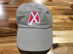 State of Alabama Hat-Anvil