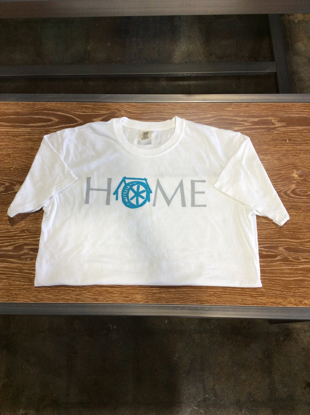 Mtn Brook White Comfort Colors T-Shirt with