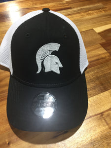*Spartan Baseball Hat with Mesh Backing