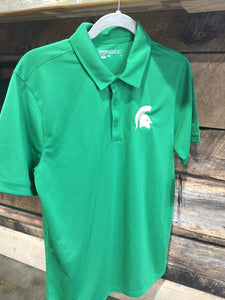 *Nike Golf Dri-FIT with embroidered Spartan Head