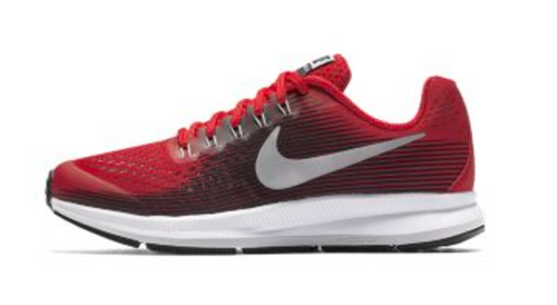 Nike Zoom Pegasus 34 Shoe-University Red