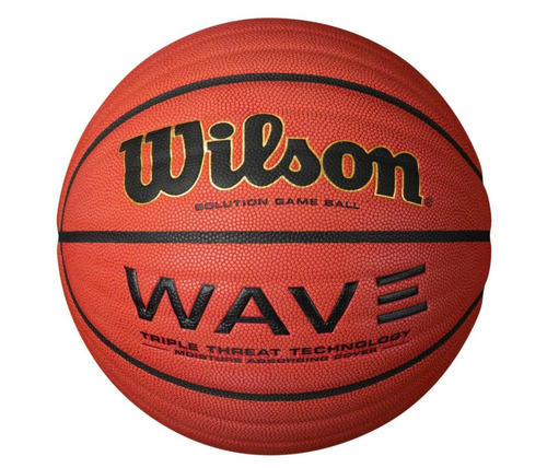 Wilson WAVE Solution Game basketball