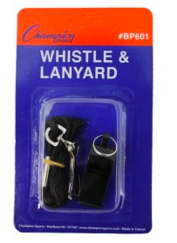 Whistle  (Lanyard and Whistle)