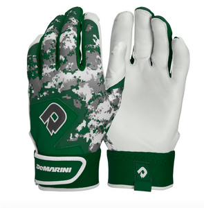 Demarini Digi Camo Batting Glove-Green