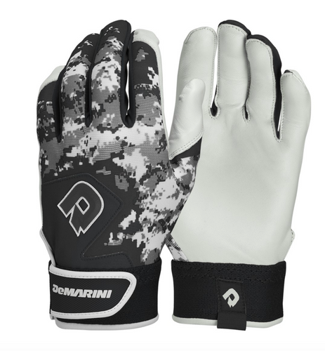 Demarini Digi Camo Batting Glove-Black